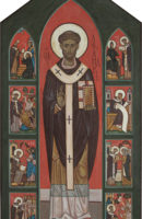 Икона Св. Леандр